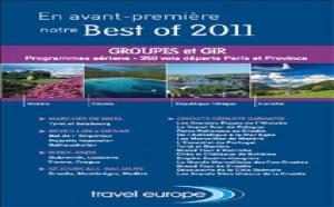 Groupes : Travel Europe lance la Jordanie et la Corse en 2011