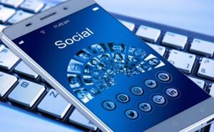 Etude Médiamétrie : les Français de plus en plus accros aux réseaux sociaux
