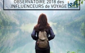 Quel influenceur de voyage choisir ? L'IEFT vous aiguille