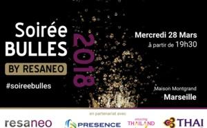 DITEX 2018 : RESANEO lance la soirée officielle du DITEX le 28 mars