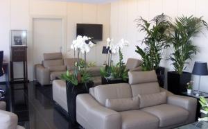 Nice Côte d'Azur : inauguration d'un luxueux Terminal VIP affaires