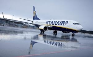 Hiver 2018 : Ryanair ouvre 3 nouvelles lignes