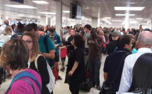+300% de retard dans les aéroports européens en 2017