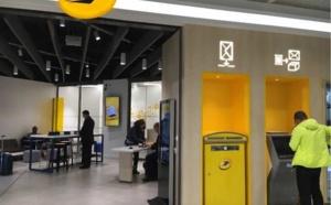 La Poste s'installe dans les Aeroports de Paris