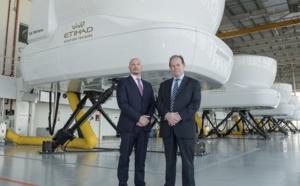 L'Etihad Flight College devient l'Etihad Aviation Training