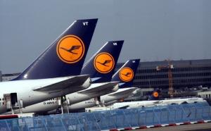 Lufthansa creuse sa perte nette au 1er trimestre