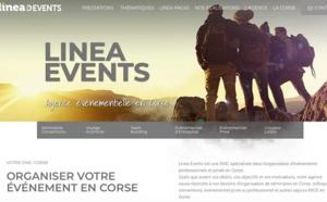 Linea Events lance son site internet événementiel