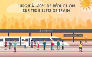 Allons Bon Train : la start-up qui fait économiser 60% sur le billet de train
