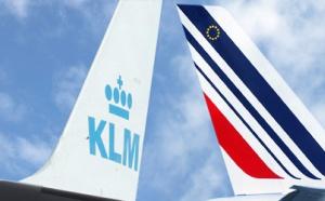 Air France-KLM : le volcan fait chuter le trafic de 15,9% en avril 2010