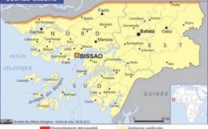 Guinée-Bissau : la zone frontalière avec la Casamance déconseillée