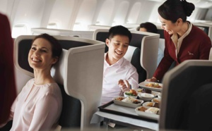 Cathay Pacific : promotion sur la classe affaires