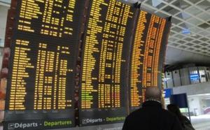 Grève 22 mars : 30% de vols annulés... pagaille assurée !