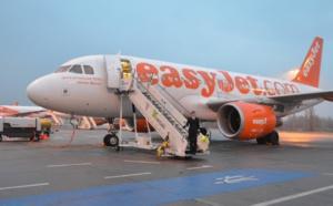 Grève 22 mars : easyjet annule 104 vols au départ de France