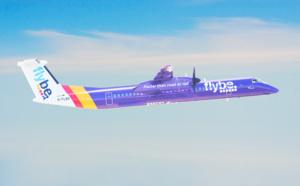Flybe : 22 lignes au départ de France pour l'hiver 2018-2019