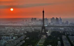 Paris affiche une fréquentation touristique record en 2017