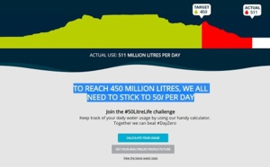 Afrique du Sud nouvelle crise de l'eau au Cap
