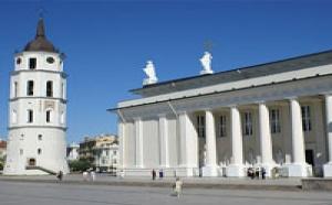 Les quatre capitales de la Lituanie