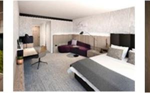 Crowne Plaza : des chambres adaptées aux voyageurs d'affaires