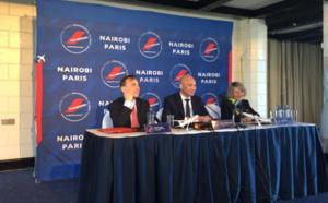 18 ans après, Air France est de retour au Kenya