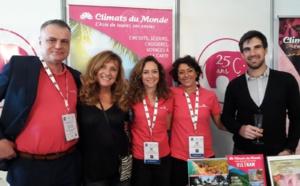 Climats du monde fête ses 25 ans au DITEX