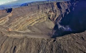 Réunion : le Piton de la Fournaise en éruption