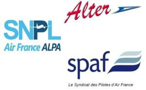 Grève Air France : rebelote les 7, 10 et 11 avril 2018