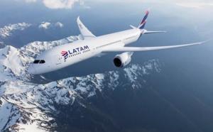 LATAM Airlines : une nouvelle ligne Tel Aviv - Santiago du Chili dès décembre 2018