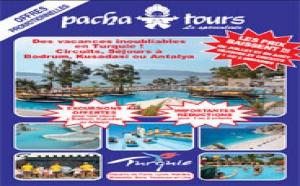 Pacha Tours met la Turquie en promo cet été
