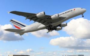 Air France annonce +5,4% de passagers en mars 2018