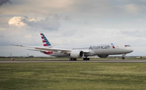 American Airlines commande 47 Boeing 787