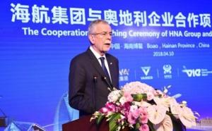 Hainan Airlines lance la première liaison Shenzhen - Vienne