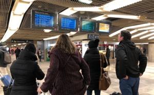 Grève SNCF : 1 TGV sur 3 vendredi 13 avril 2018