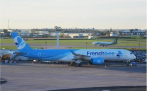 French bee lance son A350-900