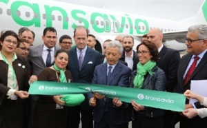 Transavia inaugure sa ligne Orly - Rabat