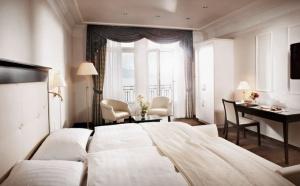 Montreux : le Grand Hôtel Suisse-Majestic s'est refait une beauté !