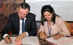 Costa s'engage avec Marseille (Port) pour réduire son impact environnemental