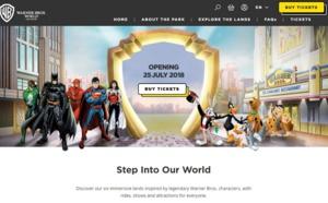 Le Warner Bros. World™ Abu Dhabi ouvrira ses portes le 25 juillet 2018