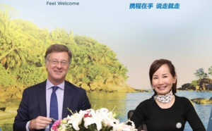 Chine : Ctrip et AccorHotels signent un protocole d'accord