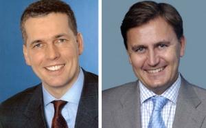 Amadeus : 2 nouveaux Vice-Présidents pour la zone EMEA