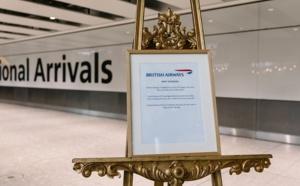 Londres Heathrow : British Airways fête la naissance du Royal Baby