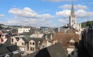 I. Cyclotourisme : un week-end à vélo à Rouen
