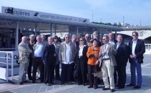 Les séniors du tourisme sur les bords de Seine
