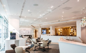 Salon : Brussels Airlines agrandit The Loft à Brussels Airport