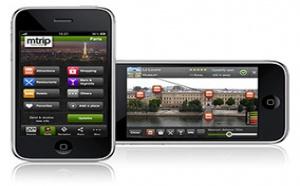 mTrip lance des guides touristiques pour iPhone