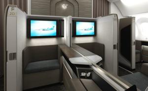 Oman Air présente sa Mini Suite First Class (Photos)