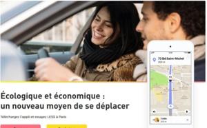 BlaBlaCar acquiert l'appli de covoiturage Less