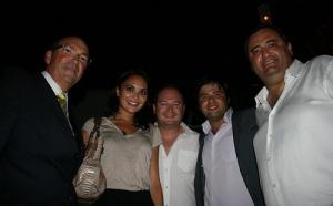 Miami by Corsairfly : paillettes, jet-set... et Cauet aux manettes !