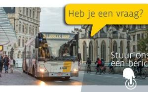 Belgique : Les syndicats flamands De Lijn déposent un préavis de grève