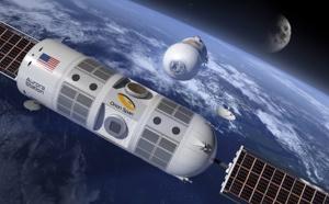 Ouverture des ventes pour le premier hôtel de luxe de l'espace