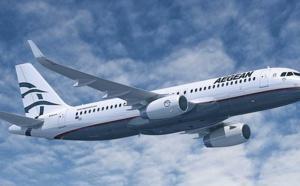 Aegean Airlines : des réductions entre 10 et 40%